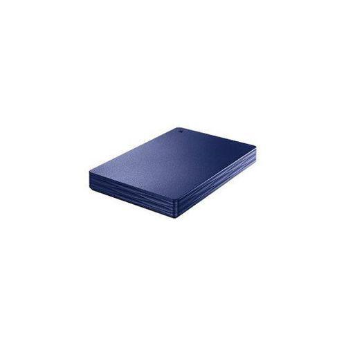 IOデータ 外付け HDD カクうす Lite ミレニアム群青 ポータブル型 1TB HDPH-UT1NVR(代引不可)