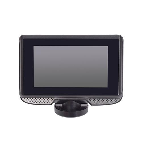 サンコー 3インチ360度ドライブレコーダー&リアカメラ DR360D3R(代引不可)【送料無料】
