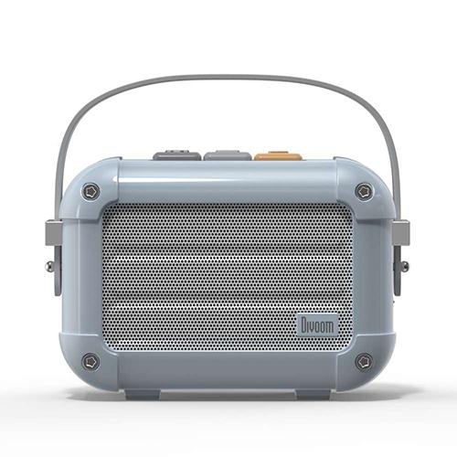 Divoom ディブーム 手のひらサイズの本格派Bluetoothスピーカー Macchiato-BLUE MACCHIATO_BLUE(代引不可)