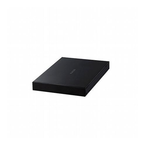 ELECOM エレコム 外付けSSD ポータブル USB3.2(Gen1)対応 1TB ブラック ESD-EJ1000GBK(代引不可)