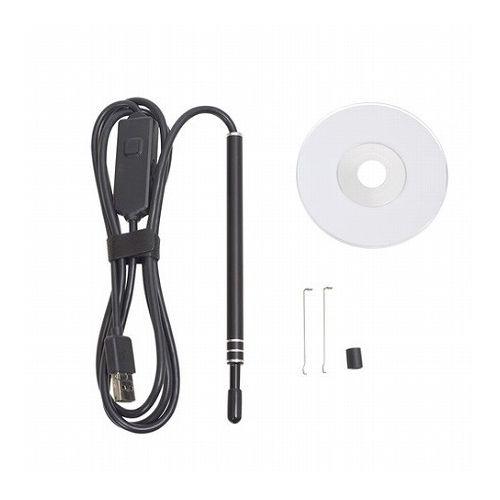 3個セット サンコー カメラで見ながら耳掃除爽快USB耳スコープ USBEARCMX3(代引不可)