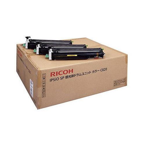 RICOH リコー IPSiO イプシオ SP 感光体 ドラムユニット カラーC820 (3本セット) 515594 替え カートリッジ ストック トナー()【S1】