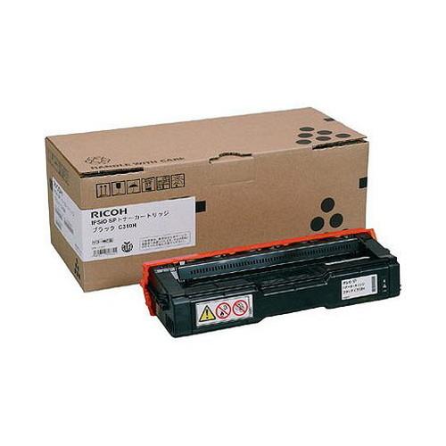 RICOH リコー IPSiO イプシオ SP トナーカートリッジ ブラック C310H 308500 コピー機 印刷 替え カートリッジ ストック トナー(代引不可)