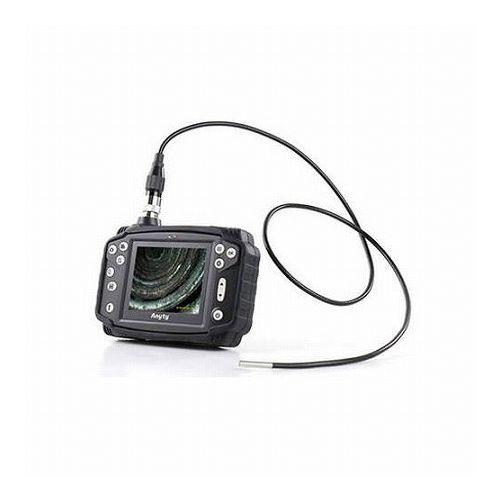 スリーアールソリューション 工業用 内視鏡VFIBER4510 有効長1.0m 径の太さΦ6.0mm 側視切り替えケーブル 3R-VFIBER6010D(代引不可)