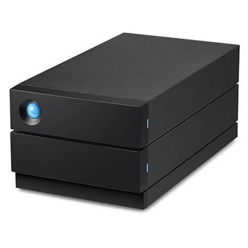エレコム LaCie 2big RAID USB-C 4TB STHJ4000800 データ バックアップ PC機器 周辺機器(代引不可)