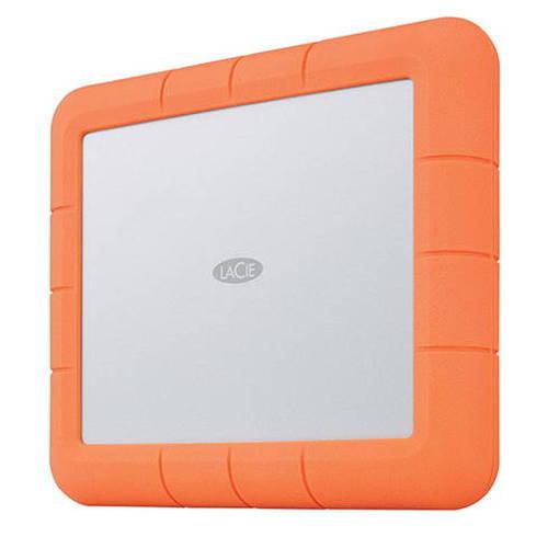 エレコム LaCie Rugged RAID Shuttle USB-C 8TB STHT8000800 データ バックアップ PC機器 周辺機器 ハードディスク(代引不可)