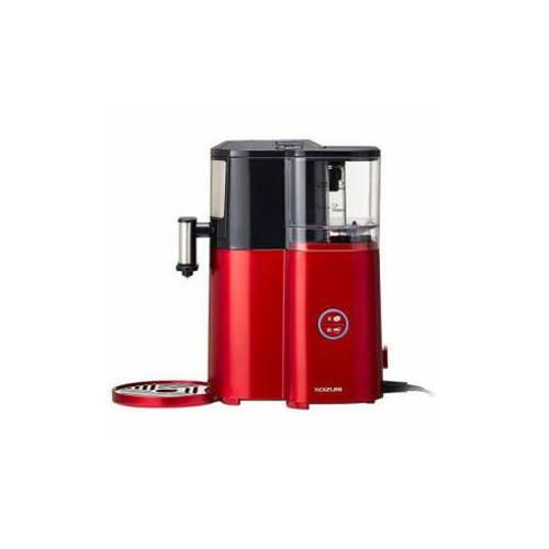 コイズミ 全自動コーヒーメーカー レッド KKM-1001/R(代引不可)