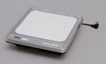 アイリスオーヤマ IHクッキングヒーター ビルトインタイプ 100V IHC-B111 調理家電 ホワイト(代引き不可)