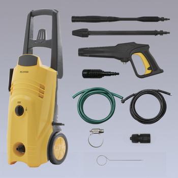 アイリスオーヤマ 高圧洗浄機 FIN-801 高圧洗浄機 (イエロー) FIN-801W(代引き不可)【S1】【送料無料】