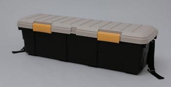 アイリスオーヤマ カートランク CK-130 RVBOX カーキ/ブラック CK-130(代引き不可)【送料無料】
