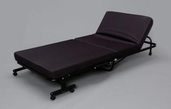 アイリスオーヤマ 折りたたみベッド ベッド OTB-KR(代引き不可)【送料無料】