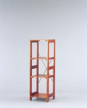 アイリスオーヤマ ウッディラック 木製ラック ブラウン WOR-3312(代引き不可)【送料無料】