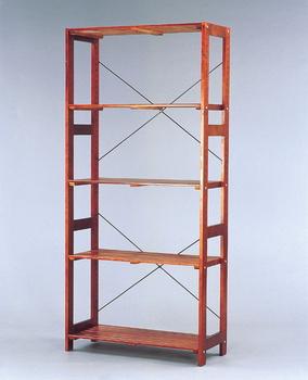 アイリスオーヤマ ウッディラック 木製ラック ブラウン WOR-8318(代引き不可)【送料無料】