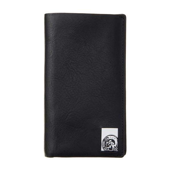 DIESEL ディーゼル X05343 PR480 T8013 Black 長財布【送料無料】