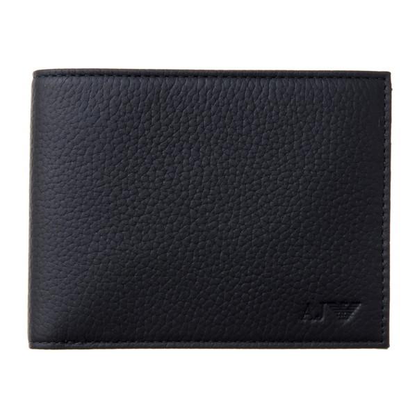 アルマーニジーンズ ARMANI JEANS【938538CC99200020】NERO/BLACK 二つ折財布【送料無料】