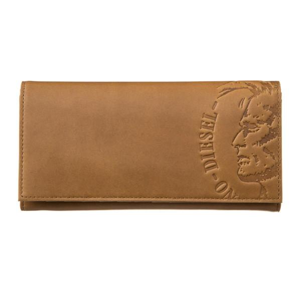 ディーゼル DIESEL【X04765PR160T2278】 Golden Brown 長財布【送料無料】