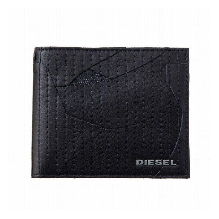 DIESEL ディーゼル 二つ折り財布 X04988 P0753 T8013【送料無料】
