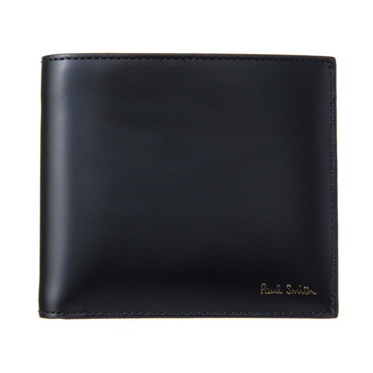 Paul Smith ポール・スミス ATXC 4833 W856 ANIMAL 二つ折り財布 ブランド【送料無料】