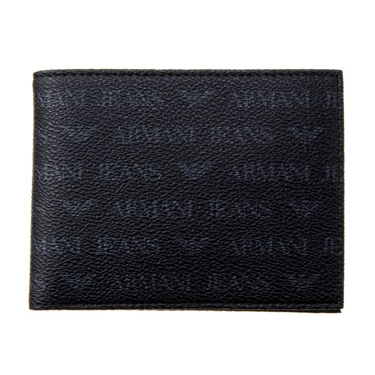 ARMANI JEANS アルマーニ ジーンズ 938538 CD996 00020 二つ折り財布 ブランド【送料無料】