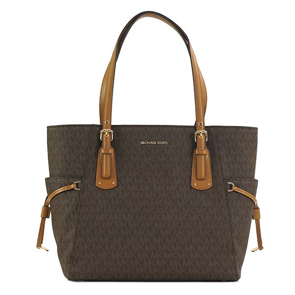 MICHAEL KORS VOYAGER MMK 30T8GV6T4B VOYAGER トート BROWN 200 トートバッグ【送料無料】