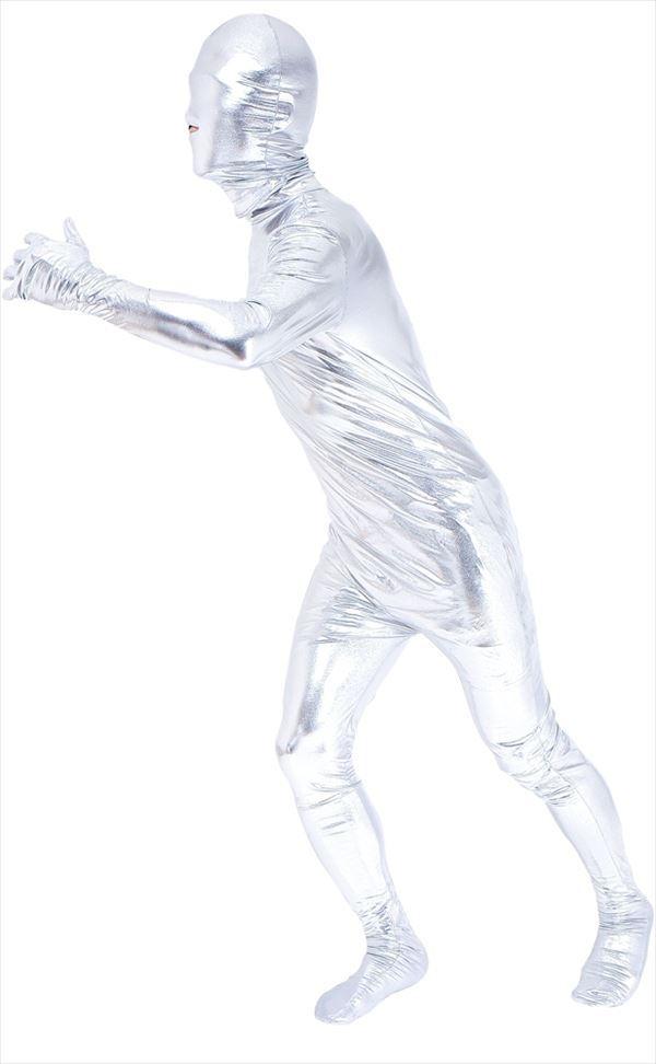 透明人間 コーティング 銀 L(代引き不可)