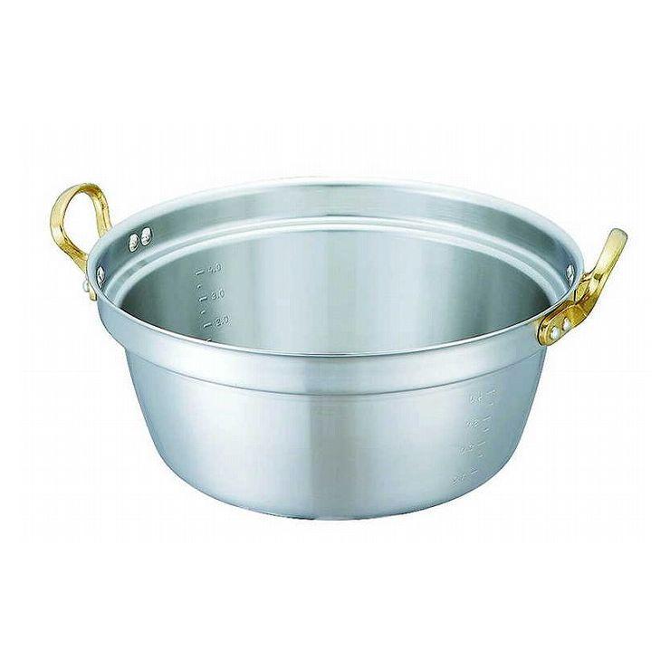 大きい割引 中尾アルミ製作所 キングデンジ 料理鍋 45cm(23.0L) 350054, キシワダシ 7562e3bc