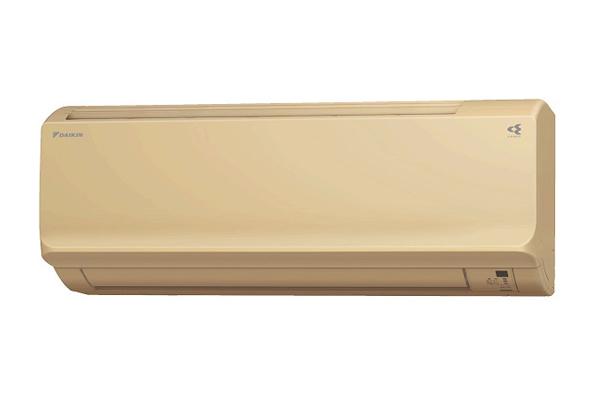 ダイキン ルームエアコン CXシリーズ おもに8畳 S25VTCXS-C ベージュ (設置工事不可)(代引不可)【送料無料】