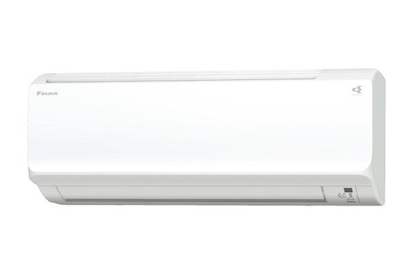 ダイキン ルームエアコン CXシリーズ おもに8畳 S25VTCXS-W ホワイト (設置工事不可)(代引不可)【送料無料】