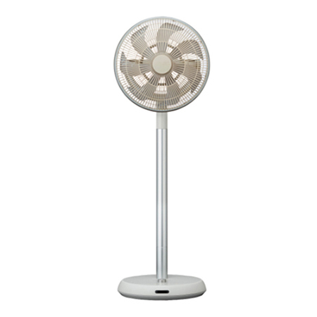kamomefan カモメファン 扇風機 TLKF-1302D WH リビングファン 扇風機 30cm DCモーター カモメ扇風機 リモコン付き【送料無料】