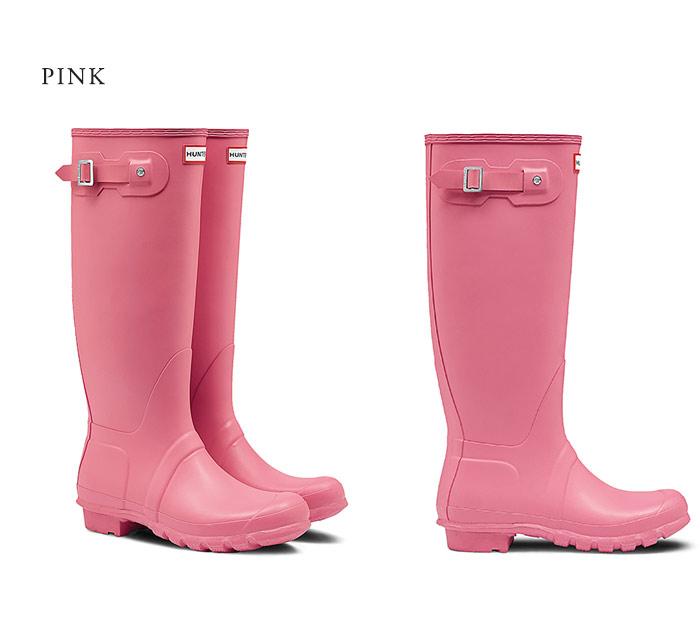 pretty cheap beauty new specials HUNTER hunter rain boots original Thor boots WOMENS ORG TALL WFT1000RMA men  gap Dis long rubber boots