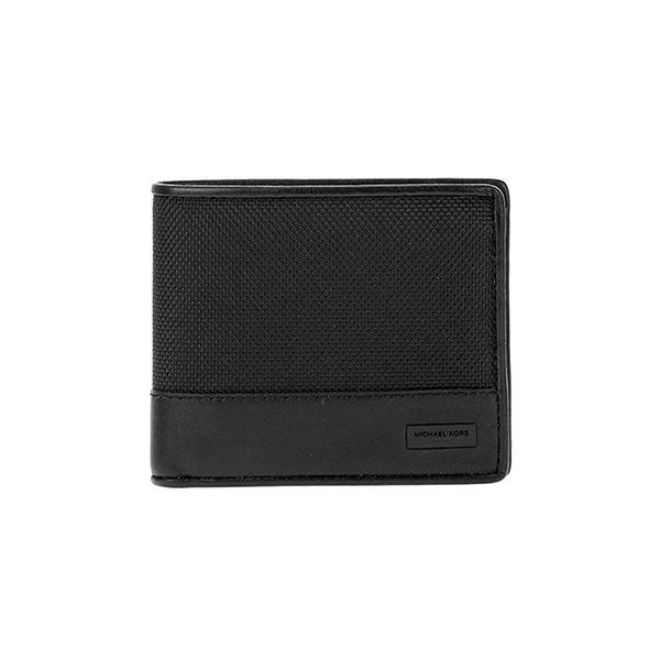 7214f0fea9b9 Michael Kors 二つ折り財布 39S6TPKF3C/001 (マイケルコース)-メンズ財布 ...