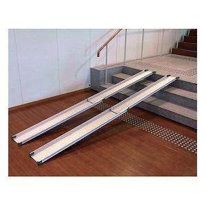 パシフィックサプライ テレスコピックスロープ(2本1組) /1842 長さ200cm