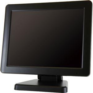 エーディテクノ HDCP対応9.7型業務用液晶ディスプレイ ブラック