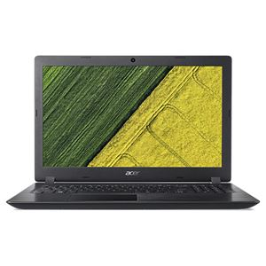 Acer Aspire 3 A315-32-N14U/K (Celeron N4000/4GB/256GBSSD/ドライブなし/15.6型/Windows 10 Home(64bit)/シェールブラック)【送料無料】