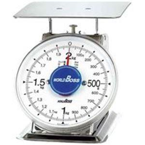(業務用2セット) 高森コーキ ステンレス製上皿自動はかり2kg SA-2S 【×2セット】