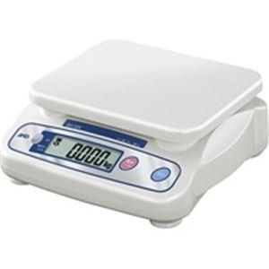 (業務用3セット) エーアンドデイ デジタルはかり/ワークスケール 【最大計量:1kg/最小表示:0.5g】 SH1000