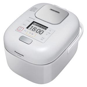 パナソニック(家電) IHジャー炊飯器 1.0L (豊穣ホワイト)【送料無料】