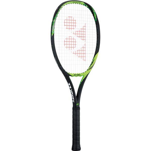 Yonex(ヨネックス) 硬式テニスラケット EZONE100(Eゾーン100) フレームのみ ライムグリーン LG2