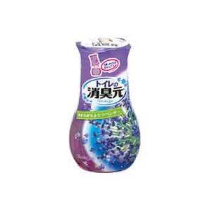 (まとめ買い)小林製薬 トイレの消臭元 400ml ラベンダー1個 【×40セット】