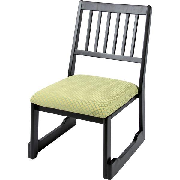 法事チェア(法事椅子) BC-1030FYE 高さ75cm