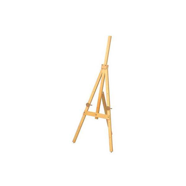 ナカバヤシ 木製イーゼルMサイズ/ナチュラル木目 【木製イーゼル】