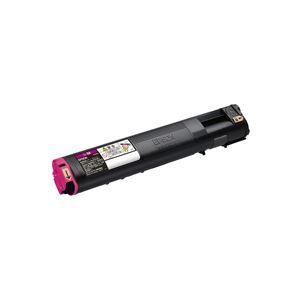 メーカー純正品 エプソン(EPSON) LPC3T21MV 環境推進トナー マゼンタ Mサイズ 6200ページ