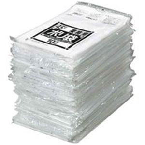 日本サニパック △ポリゴミ袋 N-43 透明 45L 10枚 60組
