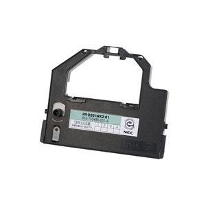 (まとめ買い)NEC インクリボン PR-D201MX2-01(EF-GH1251) 【×10セット】