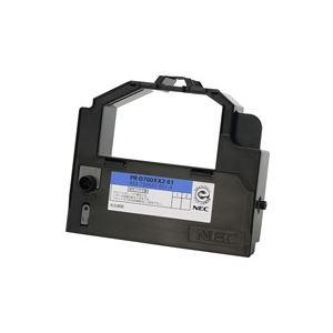 (まとめ買い)NEC インクリボン PR-D700XX2-01(EF-GH1254) 【×5セット】
