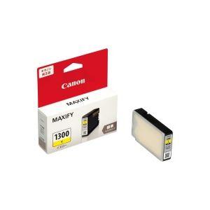 (業務用50セット) キャノン Canon インクカートリッジPGI-1300Y イエロー ×50セット