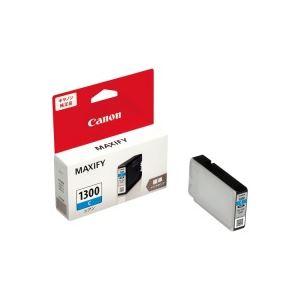 (業務用50セット) キャノン Canon インクカートリッジPGI-1300C シアン ×50セット