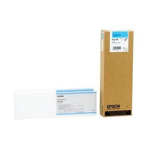 エプソン インクカートリッジ ライトシアン 700ml (PX-H10000/H8000用) ICLC58