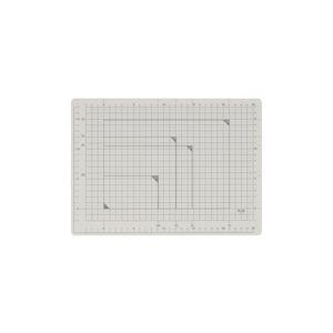 (業務用100セット) プラス カッターマット A4 LGY CS-A4 灰 ×100セット