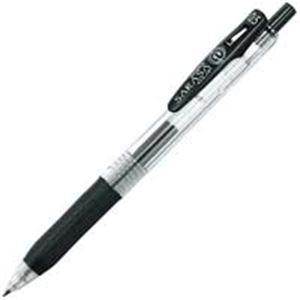 (業務用50セット) ゼブラ ZEBRA サラサクリップ 0.5mm JJ15-BK 黒 10本 ×50セット